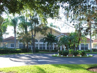 Naples Real Estate - DEAUVILLE LAKE CLUB Main Community Photo