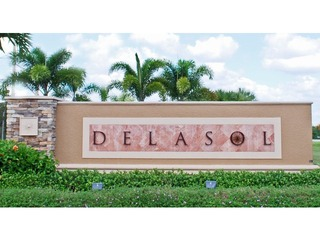 Naples Real Estate - Community DELASOL Photo 1