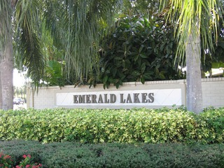 Naples Real Estate - EMERALD LAKES Main Community Photo