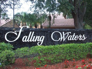Naples Real Estate - FALLING WATERS Main Community Photo