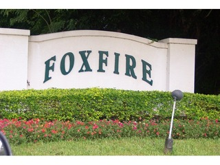 Naples Real Estate - FOXFIRE Main Community Photo