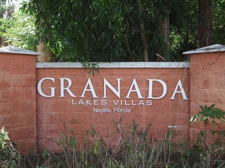 Naples Real Estate - GRANADA LAKES Main Community Photo