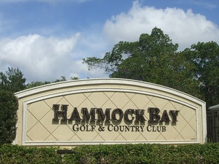 Naples Real Estate - HAMMOCK BAY GOLF AND COUNTRY CLUB Main Community Photo