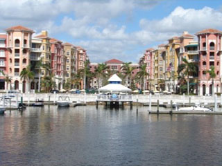 Naples Real Estate - BAYFRONT Main Community Photo