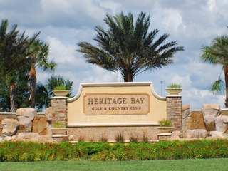Naples Real Estate - HERITAGE BAY Main Community Photo