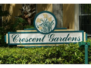 Naples Real Estate - CRESCENT GARDENS Main Community Photo