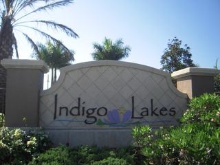 Naples Real Estate - INDIGO LAKES Main Community Photo