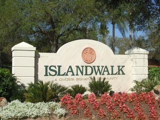 Naples Real Estate - ISLAND WALK Main Community Photo