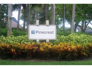 Naples Real Estate - PINECREST AT PELICAN BAY Main Community Photo