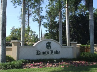 Naples Real Estate - KINGS LAKE Main Community Photo