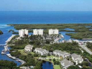 Naples Real Estate - PRINCETON PLACE Main Community Photo