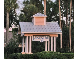 Naples Real Estate - LAKESIDE Main Community Photo