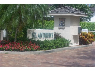 Naples Real Estate - ST ANDREWS AT PELICAN BAY Main Community Photo