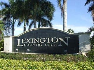 Naples Real Estate - LEXINGTON COUNTRY CLUB Main Community Photo