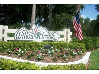 Naples Real Estate - WILLOW BROOK AT PELICAN BAY Main Community Photo