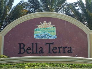 Naples Real Estate - BELLA TERRA Main Community Photo