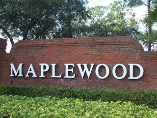 Naples Real Estate - MAPLEWOOD Main Community Photo