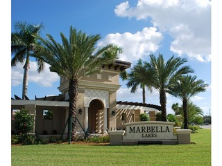 Naples Real Estate - MARBELLA LAKES Main Community Photo