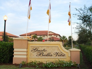 Naples Real Estate - BELLA VITA Main Community Photo