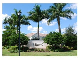 Naples Real Estate - MILANO Main Community Photo