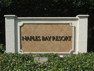Naples Real Estate - NAPLES BAY RESORT Main Community Photo