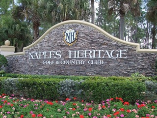 Naples Real Estate - NAPLES HERITAGE Main Community Photo