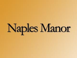 Naples Real Estate - NAPLES MANOR Main Community Photo