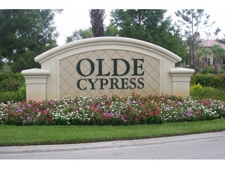 Naples Real Estate - Community OLDE CYPRESS Photo 3