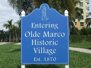 Naples Real Estate - OLDE MARCO Main Community Photo