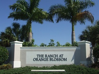 Naples Real Estate - ORANGE BLOSSOM RANCH Main Community Photo