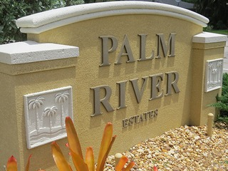 Naples Real Estate - PALM RIVER Main Community Photo