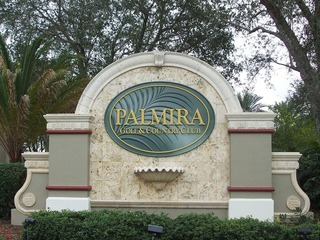 Naples Real Estate - PALMIRA GOLF AND COUNTRY CLUB Main Community Photo