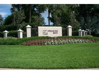Naples Real Estate - Community PELICAN BAY Photo 1
