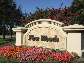 Naples Real Estate - Community PINEWOODS Photo 2