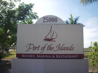 Naples Real Estate - PORT OF THE ISLANDS Main Community Photo