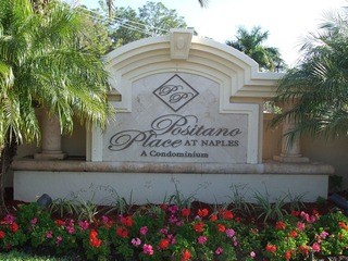 Naples Real Estate - POSITANO PLACE Main Community Photo