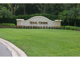 Naples Real Estate - Community QUAIL CREEK Photo 1
