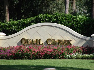 Naples Real Estate - QUAIL CREEK Main Community Photo
