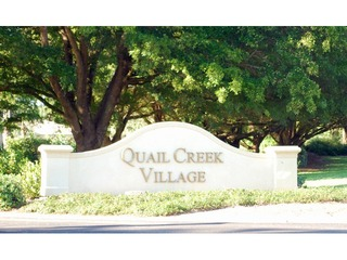 Naples Real Estate - QUAIL CREEK VILLAGE Main Community Photo