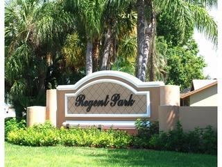 Naples Real Estate - REGENT PARK Main Community Photo