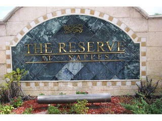 Naples Real Estate - RESERVE AT NAPLES Main Community Photo
