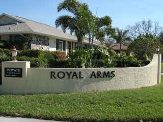 Naples Real Estate - ROYAL ARMS Main Community Photo