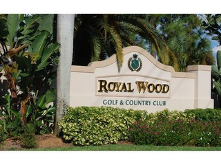 Naples Real Estate - ROYAL WOOD Main Community Photo