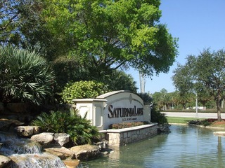 Naples Real Estate - Community SATURNIA LAKES Photo 3