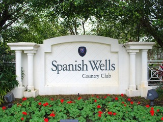 Naples Real Estate - SPANISH WELLS Main Community Photo