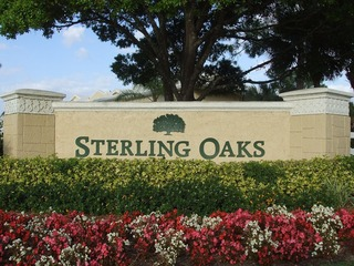 Naples Real Estate - STERLING OAKS Main Community Photo