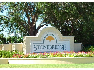 Naples Real Estate - STONEBRIDGE Main Community Photo