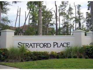 Naples Real Estate - STRATFORD PLACE Main Community Photo