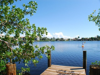 Naples Real Estate - BONITA SHORES Main Community Photo