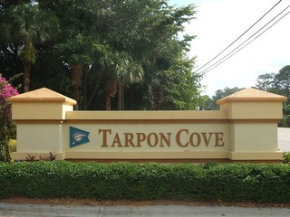 Naples Real Estate - TARPON COVE Main Community Photo